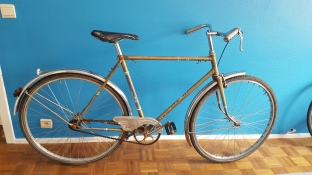 Second hand bike